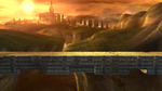 SSBB Bridge of Eldin Stage.png