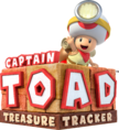 Logo EN - Captain Toad Treasure Tracker.png