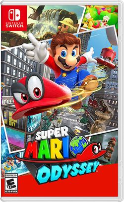 Super Mario Odyssey Super Mario Wiki The Mario Encyclopedia