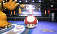 Poison Mushroom as seen in the Wii U and 3DS verisons.
