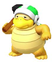Sledge Bro. Mario by YoshiGo99 on DeviantArt