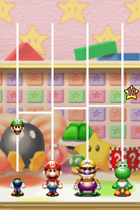 Connect The Characters Super Mario Wiki The Mario