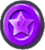 Super Mario Run - Purple Challenge Coin.png