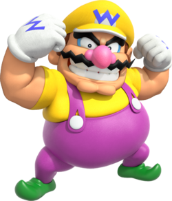 Wario Super Mario Wiki The Mario Encyclopedia