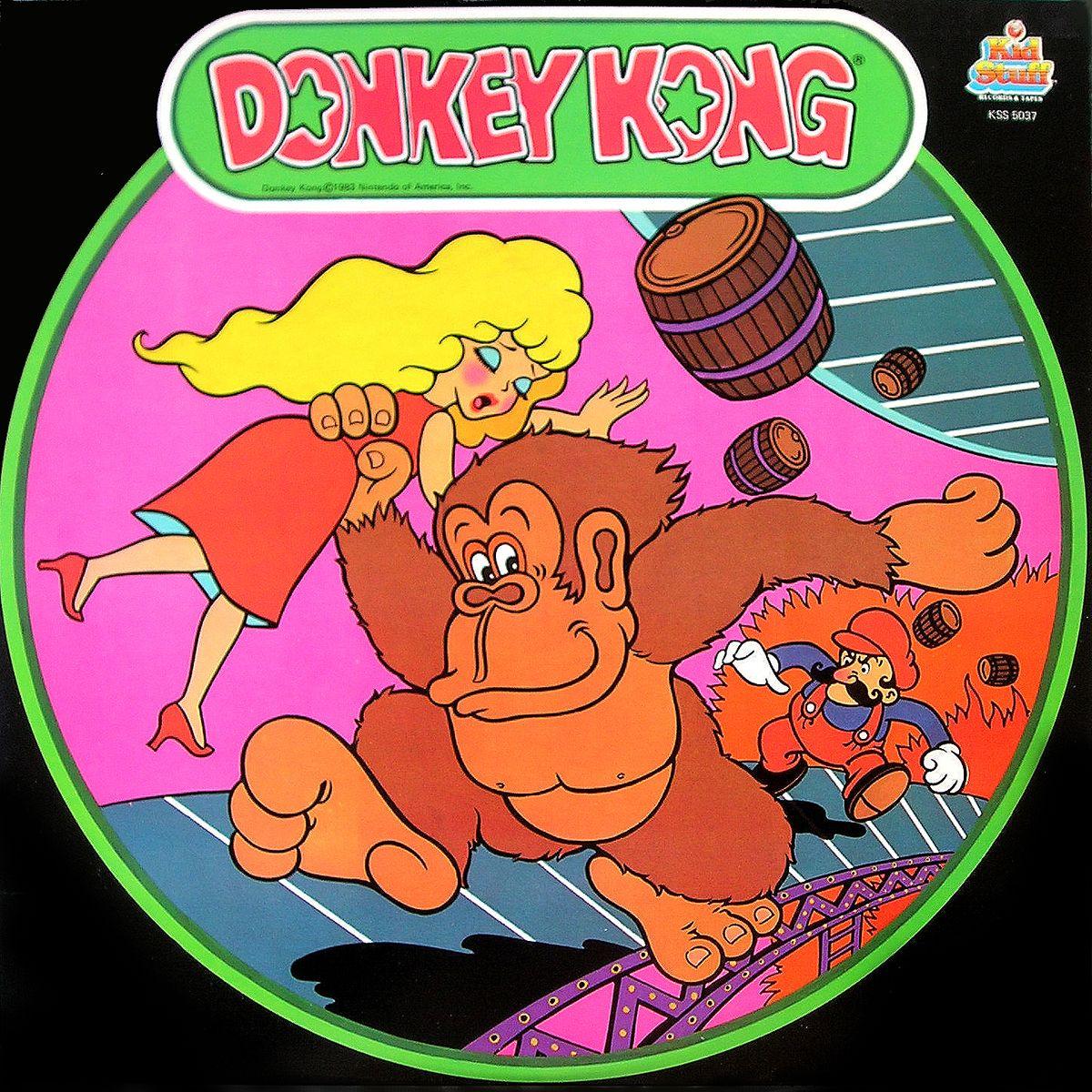Donkey Kong Goes Home Super Mario Wiki The Mario