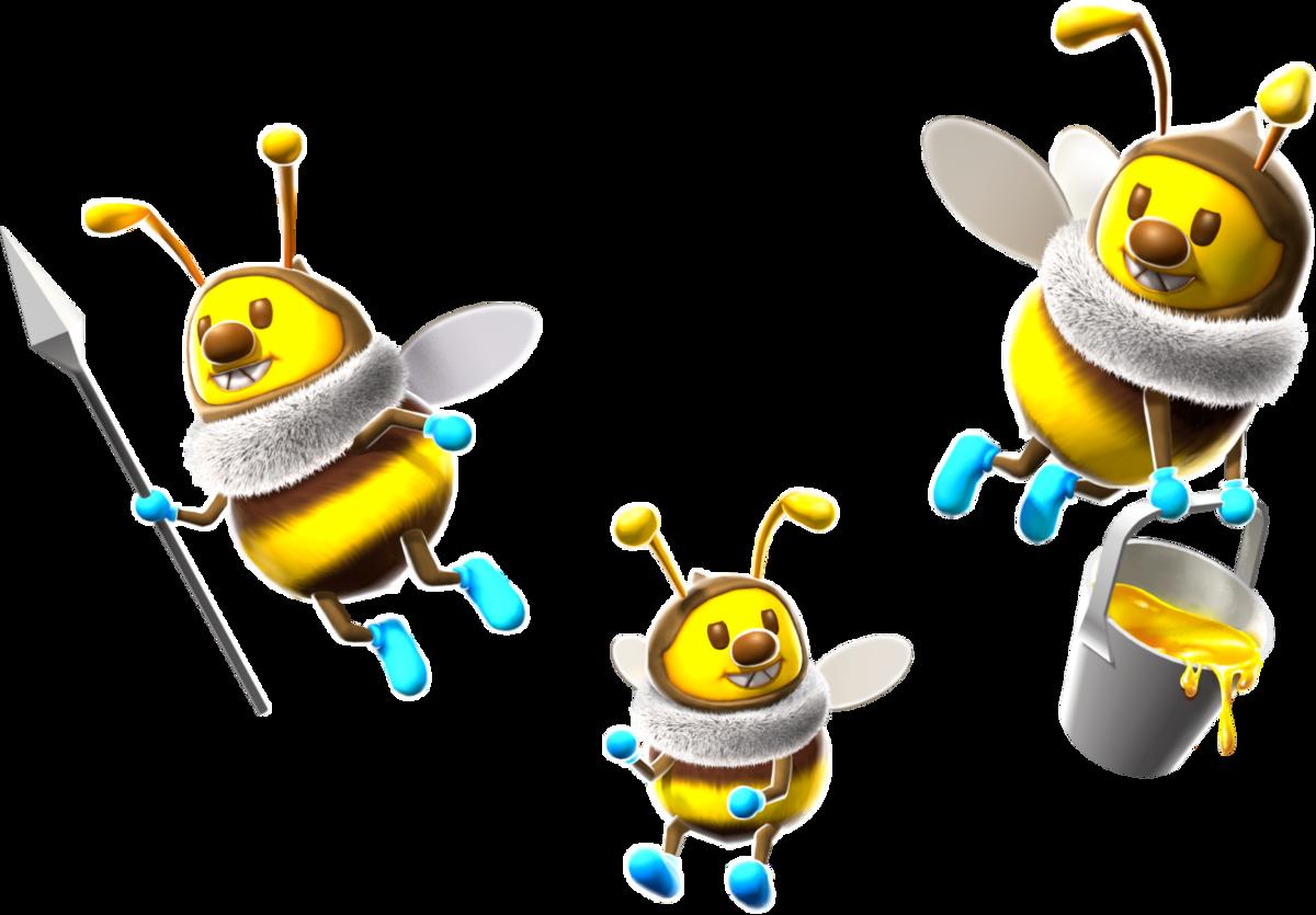 honeybee super mario wiki the mario encyclopedia