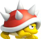 Spiny Artwork - New Super Mario Bros. 2.png