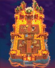 Bowser S Castle Super Mario Wiki The Mario Encyclopedia