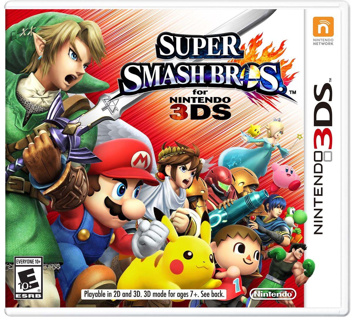 Super Smash Bros  for Nintendo 3DS - Super Mario Wiki, the Mario