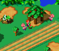 List of Super Mario RPG: Legend of the Seven Stars glitches - Super