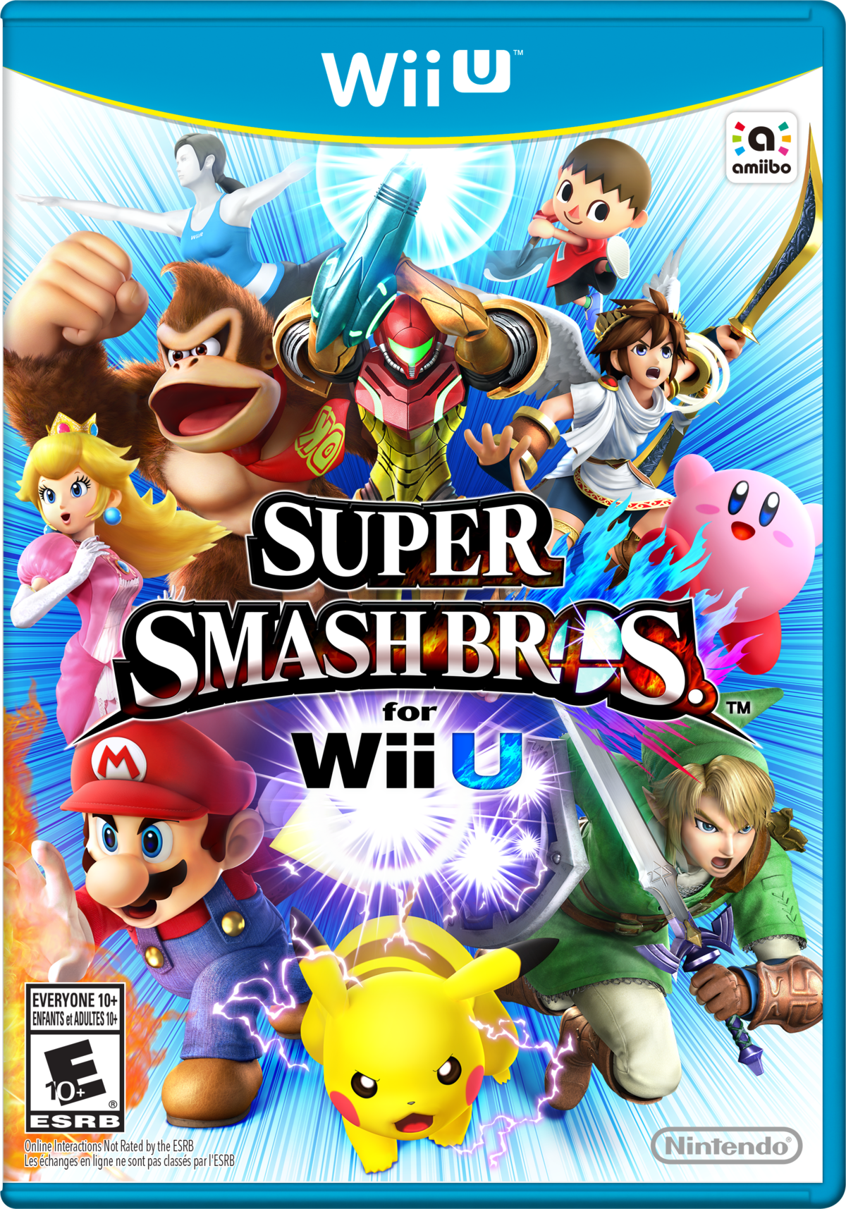 Super Smash Bros. for Wii U - Super Mario Wiki, the Mario ...