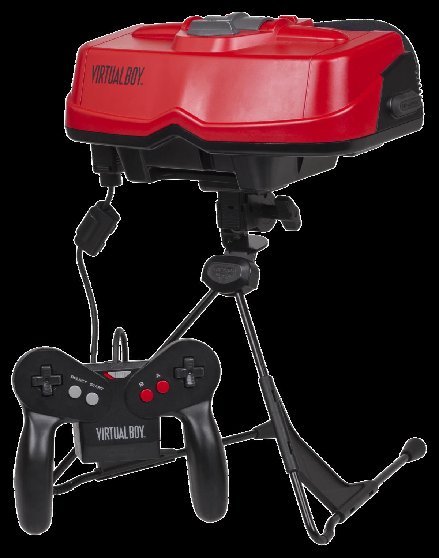 Virtual Boy Super Mario Wiki The Mario Encyclopedia
