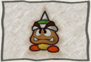 PMTTYD Tattle Log - Spiky Goomba.png