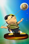 Ness - Super Mario Wiki, the Mario encyclopedia