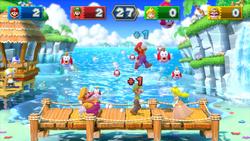 Cheep Cheep Leap - Super Mario Wiki, the Mario encyclopedia