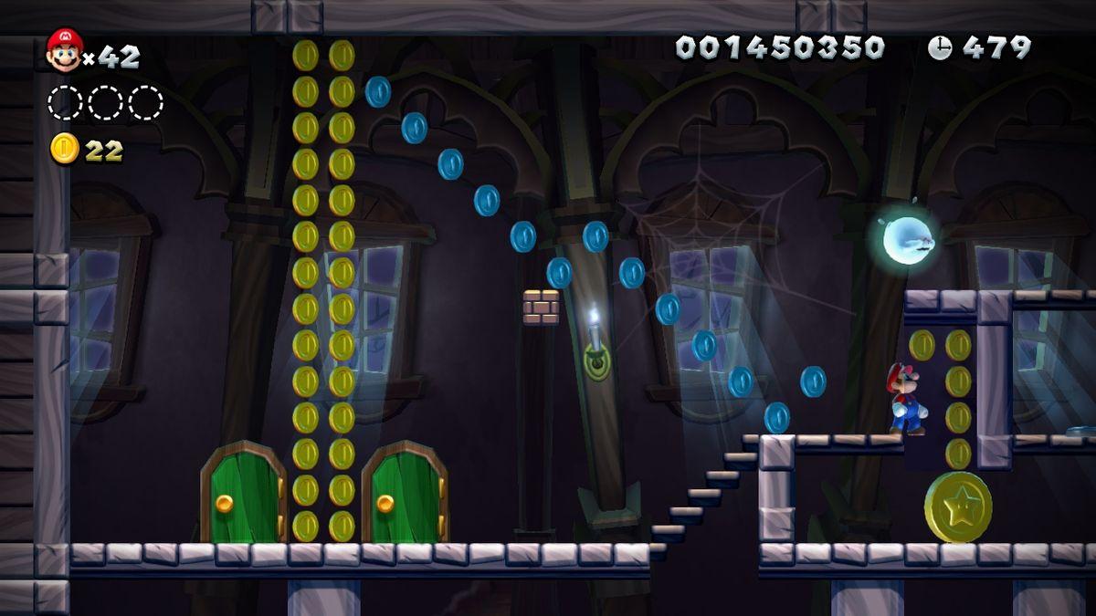 Swaying Ghost House Super Mario Wiki The Mario Encyclopedia