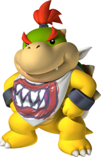 I'm the best koopaling!