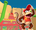 MKT Icon RockRockMountainR3DS DiddyKong.png