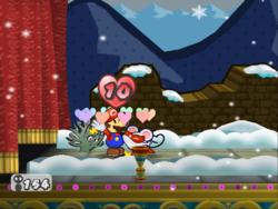 Smooch Paper Mario The Thousand Year Door Super Mario