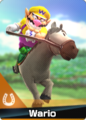 Card NormalHorseRacing Wario.png