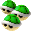MKW Triple Green Shells Artwork.png