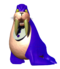 Bluey Artwork - Diddy Kong Racing.png