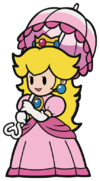 Peach S Parasol Super Mario Wiki The Mario Encyclopedia