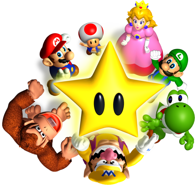 File:Star Group Artwork - Mario Party.png