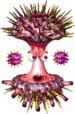 Barbos DKC3 sprite.png
