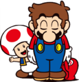 Mario and Toad Bowing.png