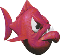 Snapjaw DKC2 enemy art.png
