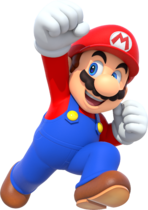 Mario Party 10 Mario running (transparent).png