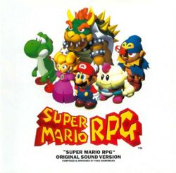Super Mario Rpg Original Sound Version Super Mario Wiki The Mario
