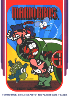 Mario Bros Game Super Mario Wiki The Mario Encyclopedia