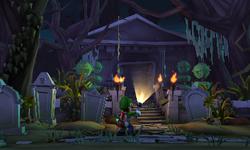 Graveyard Shift Super Mario Wiki The Mario Encyclopedia