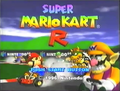 Super Mario Kart R Title Screen.png