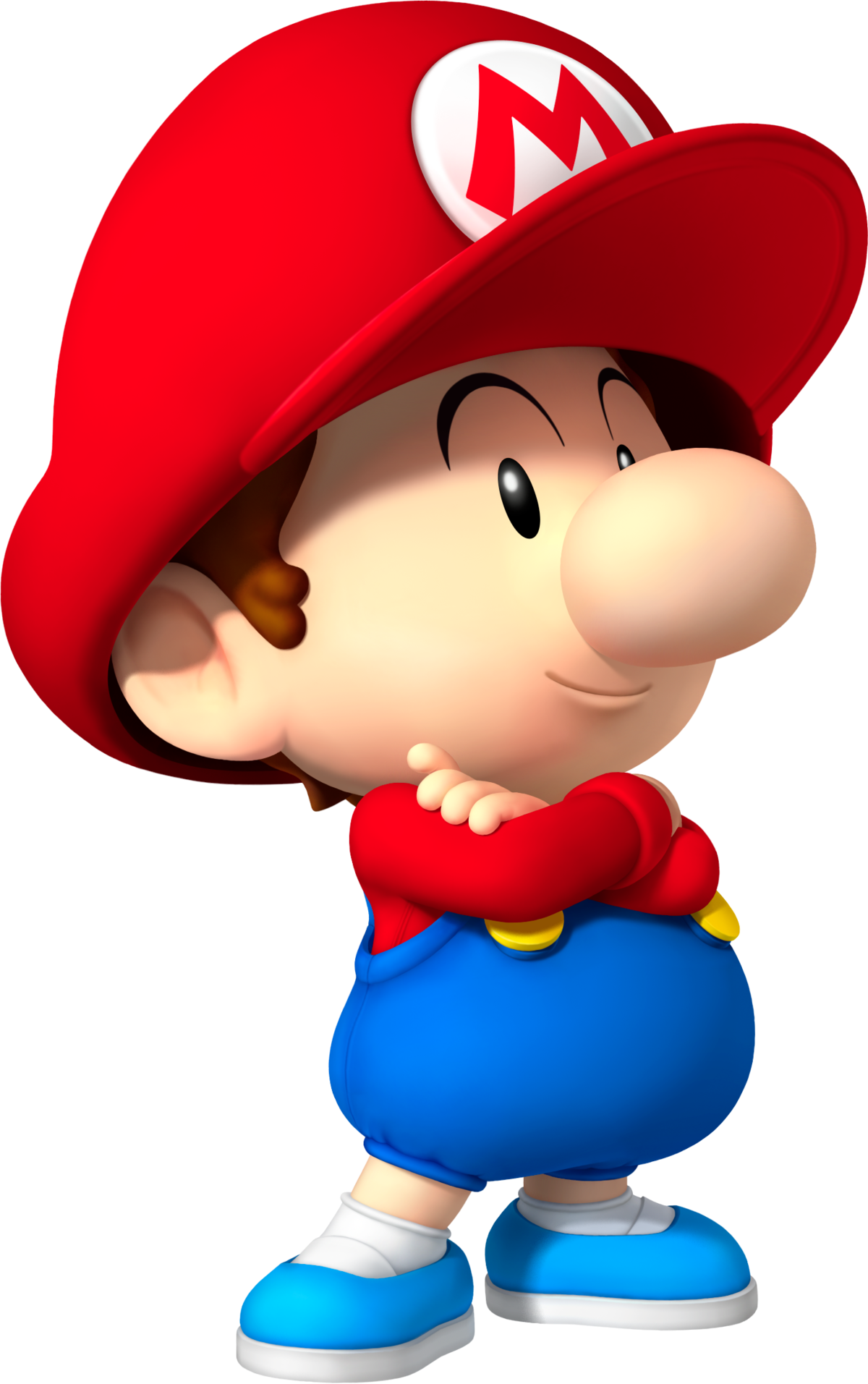 Baby Mario Super Mario Wiki The Mario Encyclopedia