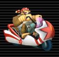 Bike - Super Mario Wiki, the Mario encyclopedia