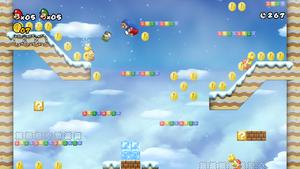 5 Star Auto >> World Coin-5 (New Super Mario Bros. Wii) - Super Mario ...