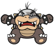 Morton Koopa Jr. - Super Mario Wiki, the Mario encyclopedia