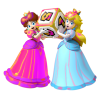 Ice Peach and Awesome Daisy.png