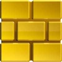 gold block super mario wiki the mario encyclopedia