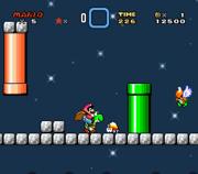 List Of Super Mario World Glitches Super Mario Wiki The