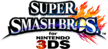 Logo EN - Super Smash Bros. 3DS.png