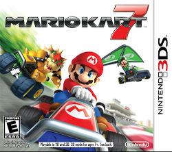Mario kart 7 скачать торрент
