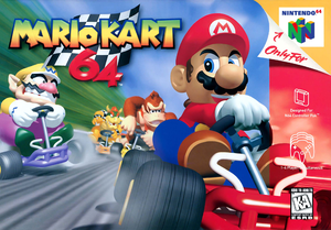 Mario Kart 64 Super Mario Wiki The Mario Encyclopedia