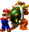 SM64 - Mario Bowser Back To Back Artwork.png