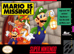 Image result for mario is missing snes