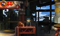 Various containers from Donkey Kong Country Returns (3D)