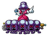 Princess Shroob Super Mario Wiki The Mario Encyclopedia